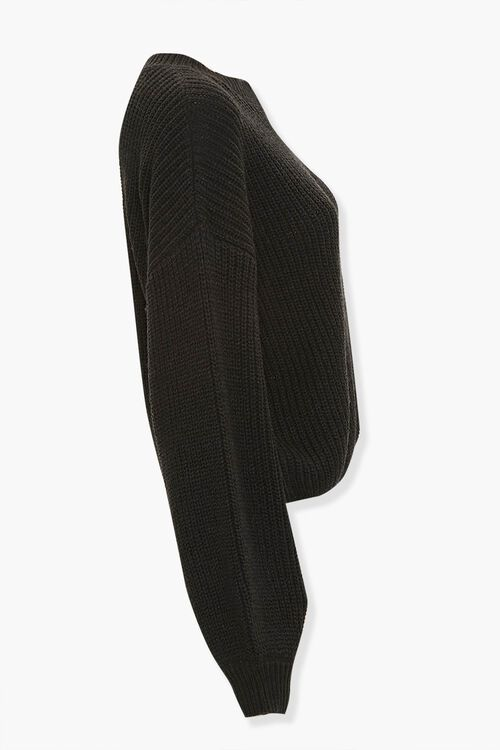 Ribbed Knit Sweater, image 2