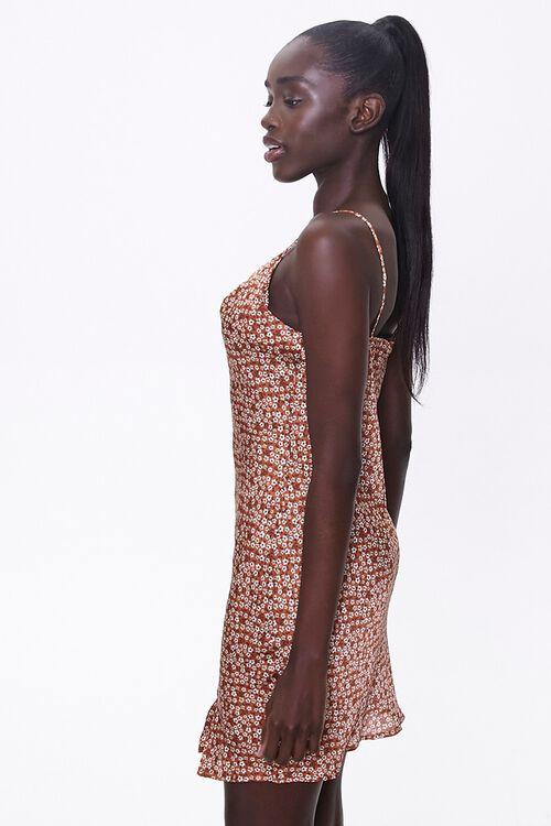 Floral Cowl-Neck Dress, image 2