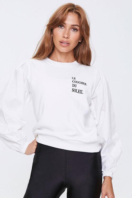 Le Coucher Du Soleil Sweatshirt, image 1