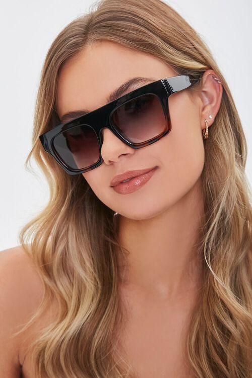 Square Frame Sunglasses, image 1