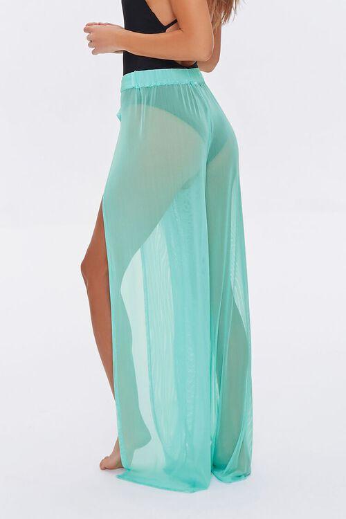 Mesh Swim Cover-Up Pants, image 4