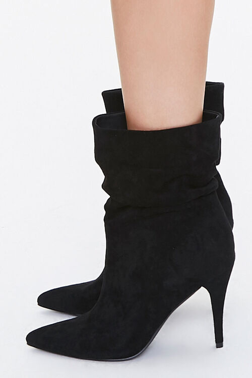 Slouchy Stiletto Booties, image 2