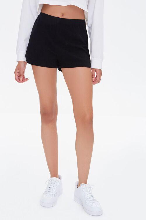 Heathered Dolphin Shorts, image 2