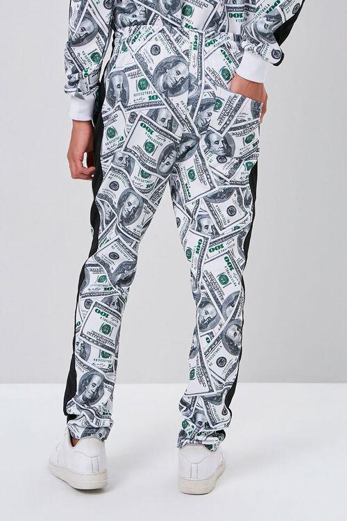 Hundred Dollar Print Drawstring Pants, image 4