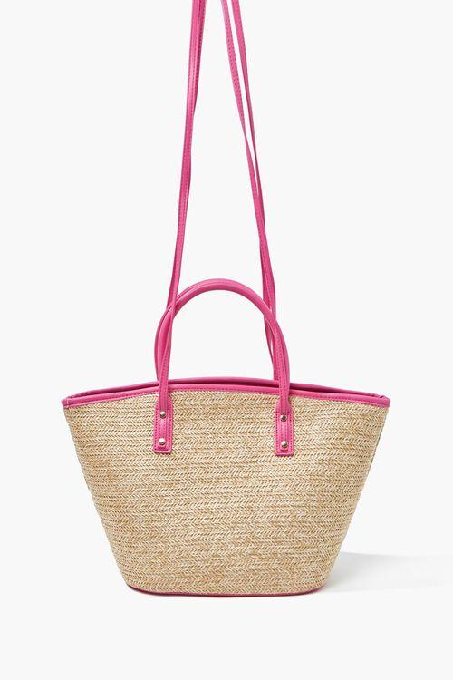 Basketwoven Tote Bag, image 2