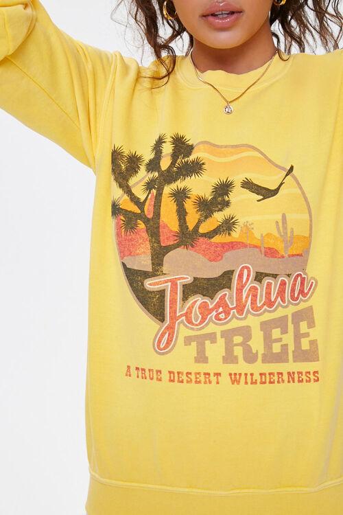 Fleece Joshua Tree Sweatshirt, image 1