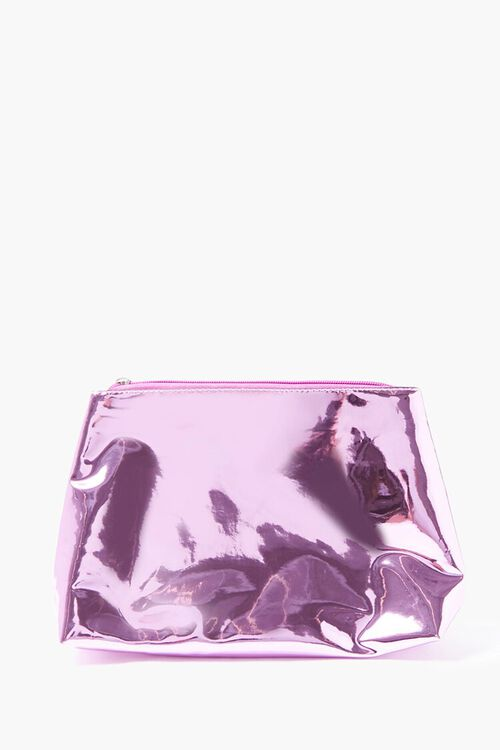 Mirrored Zippered Pouch, image 1