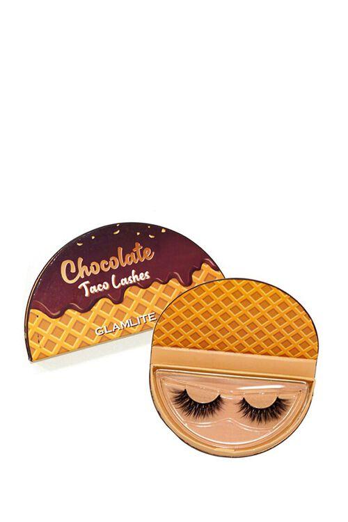 Chocolate Taco Lashes, image 1