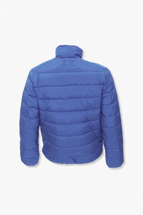 Funnel Neck Puffer Jacket, image 3