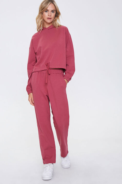 Cotton-Blend Pants, image 1