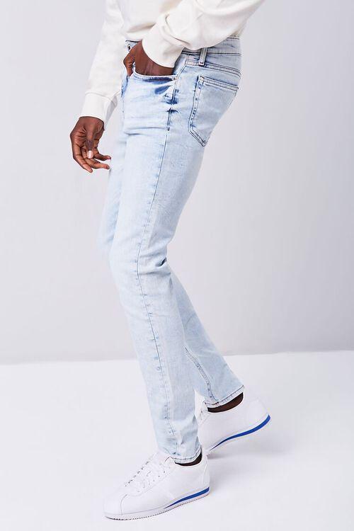 Premium Paint Splatter Skinny Jeans, image 3