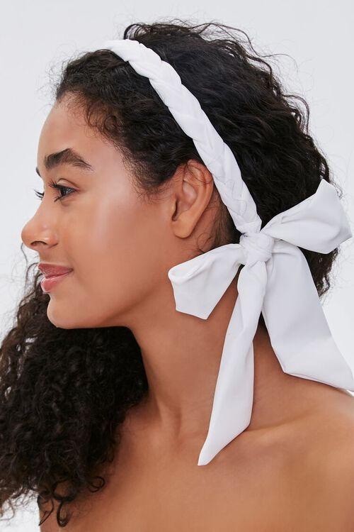Braided Bow Headwrap, image 2