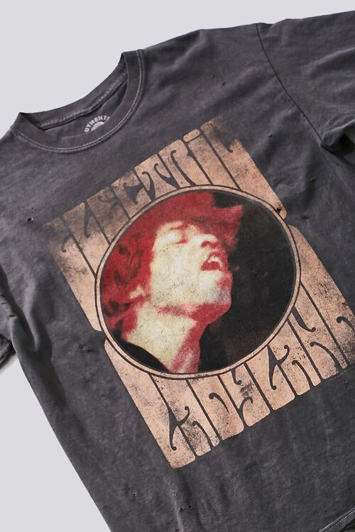 CHARCOAL/MULTI Jimi Hendrix Graphic Tee, image 3