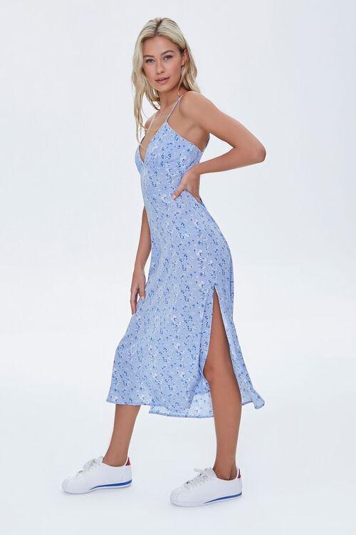 Floral Cami Midi Dress, image 4