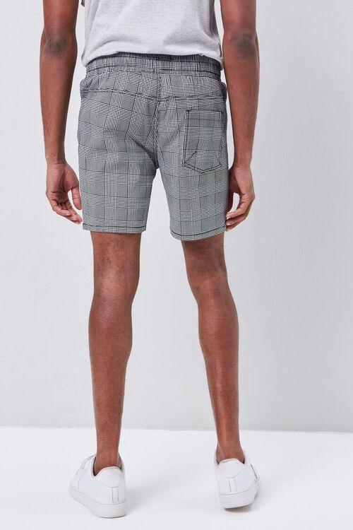Glen Plaid Drawstring Shorts, image 4