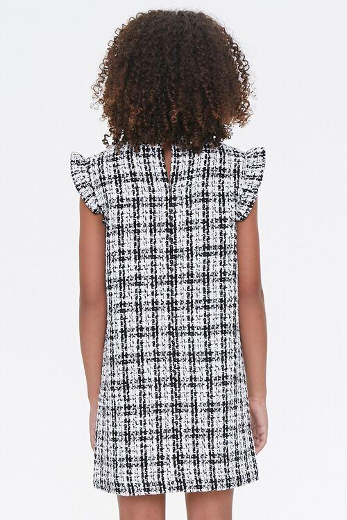 Girls Tweed Mini Dress (Kids), image 3