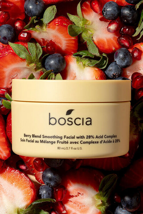 Berry Blend Smoothing Facial with Acid Complex, image 2