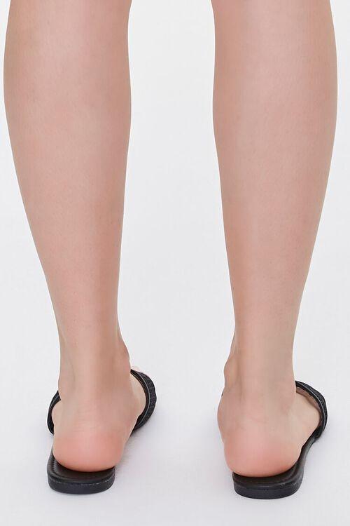 Mesh Square-Toe Sandals, image 3