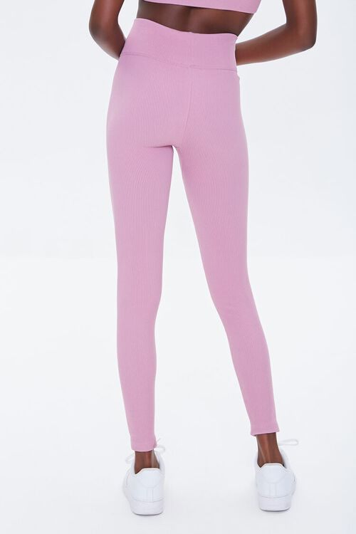 ORCHID Active Seamless Notched Leggings, image 4