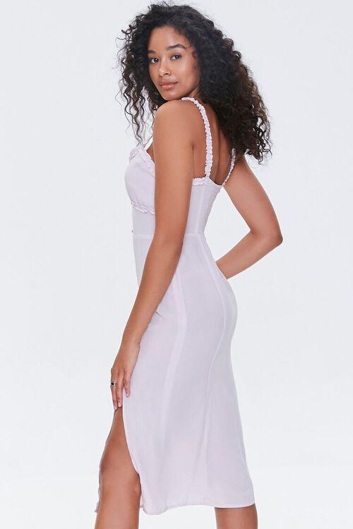 Sweetheart Ruffle-Trim Dress, image 2