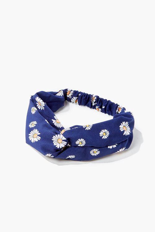 Daisy Print Headwrap, image 2
