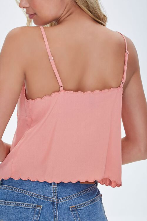 Embroidered Floral Cami, image 3