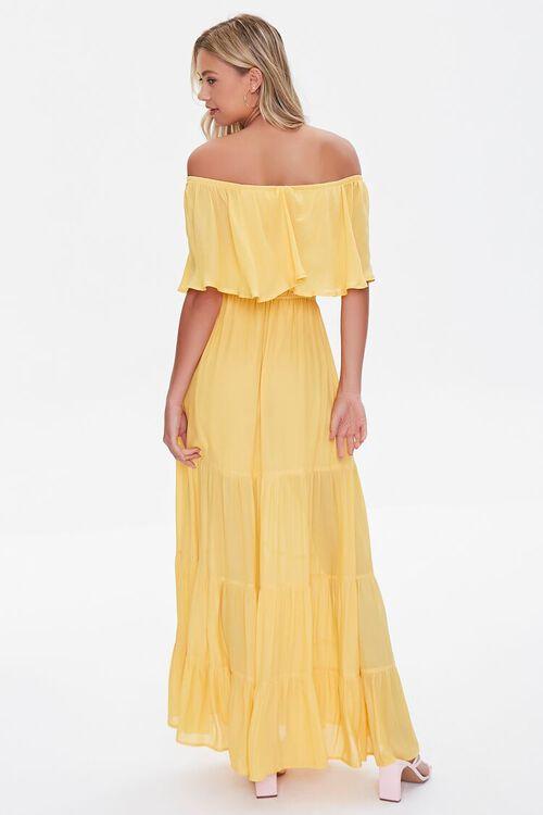 Off-the-Shoulder Maxi Dress, image 3