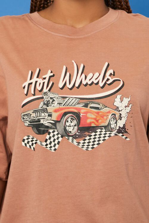 BROWN/MULTI Hot Wheels Graphic Tee, image 5