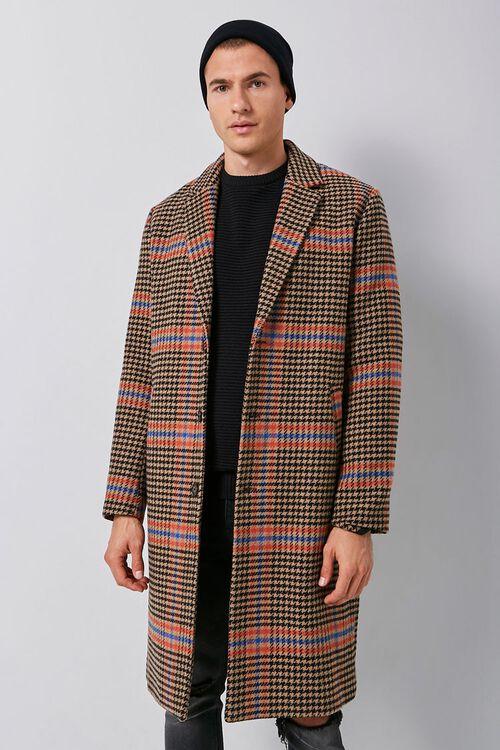 Glen Plaid Trench Coat, image 5
