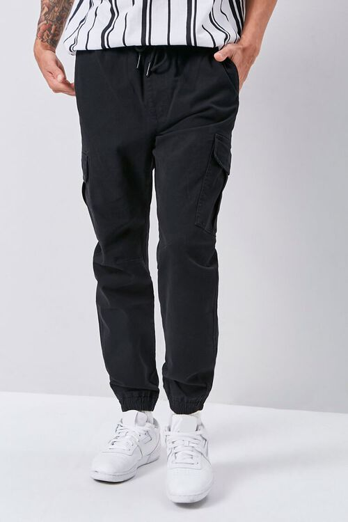 Woven Cargo Joggers, image 2
