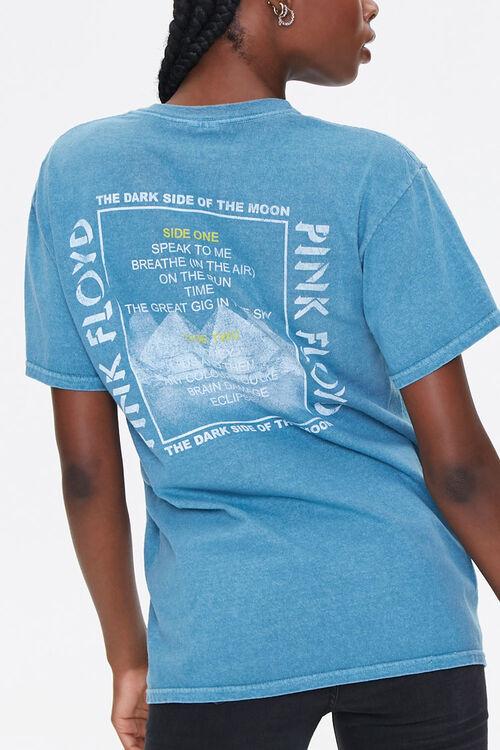 TEAL/MULTI Pink Floyd Graphic Tee, image 3