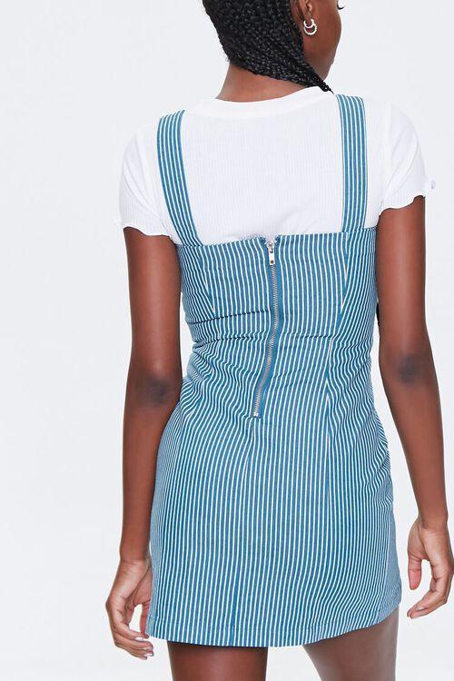 Striped Pinafore Dress, image 3