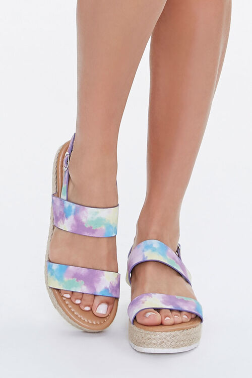 Cloud Wash Espadrille Sandals, image 4