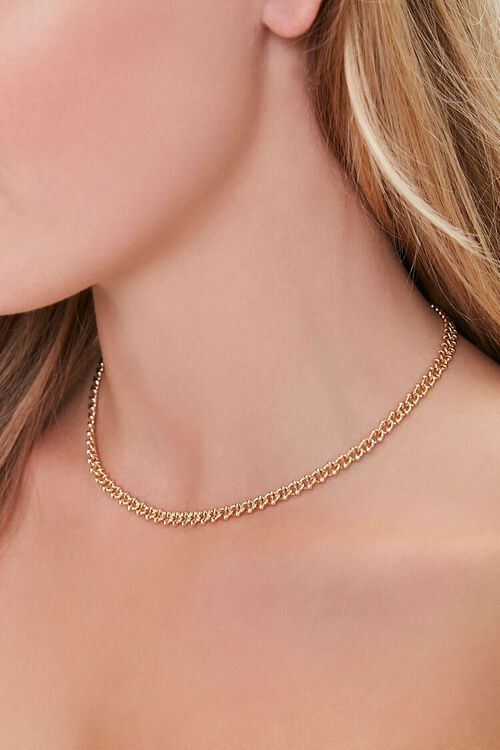 Toggle Bar Chain Necklace, image 1