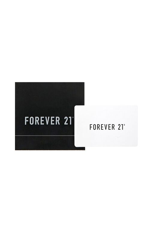 Forever 21 Gift Card, image 2