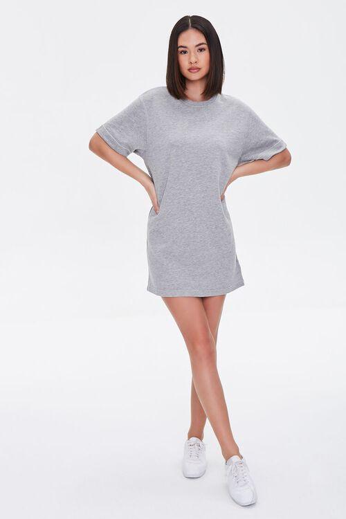 Boxy T-Shirt Dress, image 1