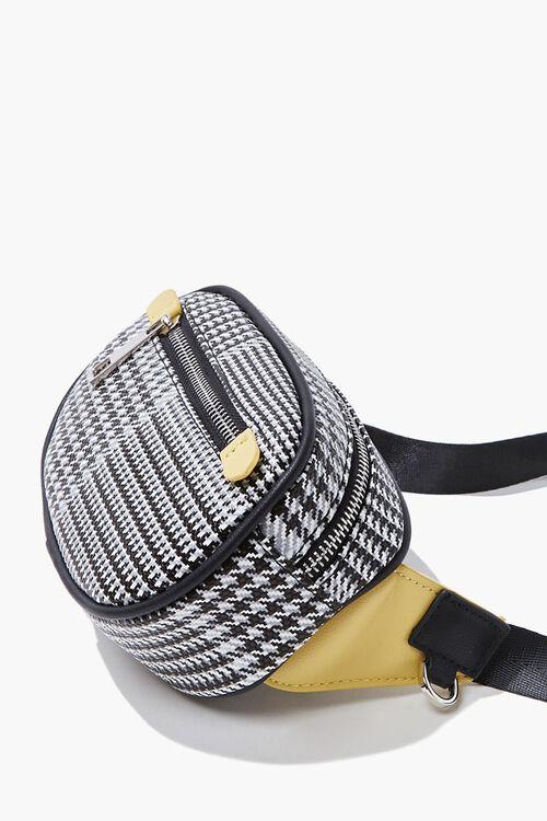Houndstooth Belt Bag, image 2