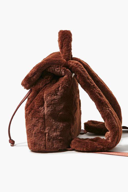 Plush Drawstring Backpack, image 2