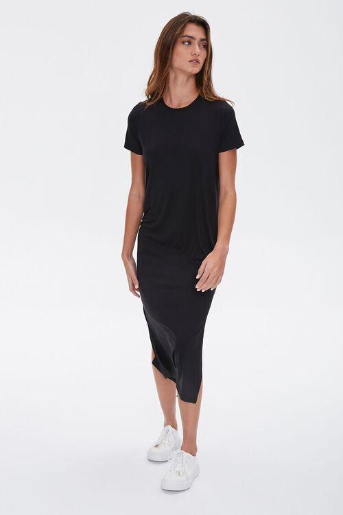Midi T-Shirt Dress, image 4
