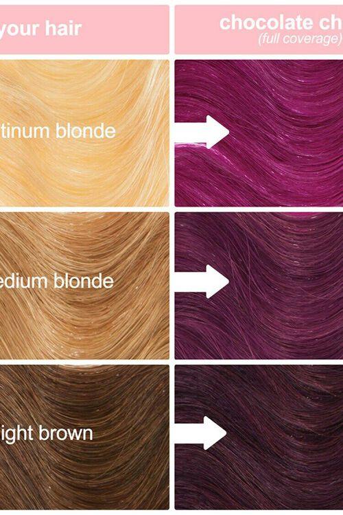CHOCOLATE CHERRY Unicorn Hair, image 4