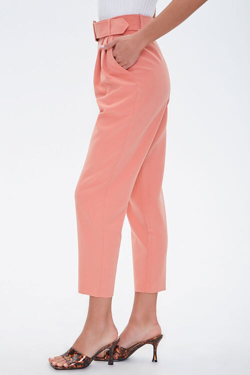 Belted Ankle Pants, image 3