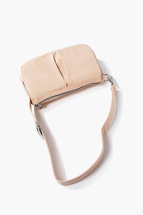 Inverted-Pleat Shoulder Bag, image 3