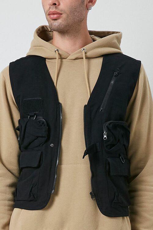 Zip-Up Utility Vest, image 6