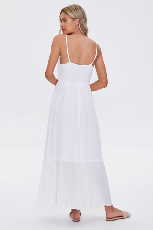 Plunging Maxi Cami Dress, image 3