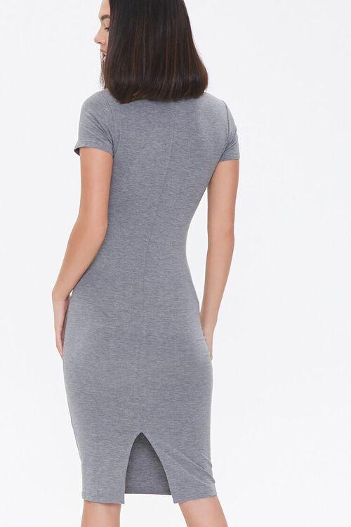 Bodycon T-Shirt Dress, image 3