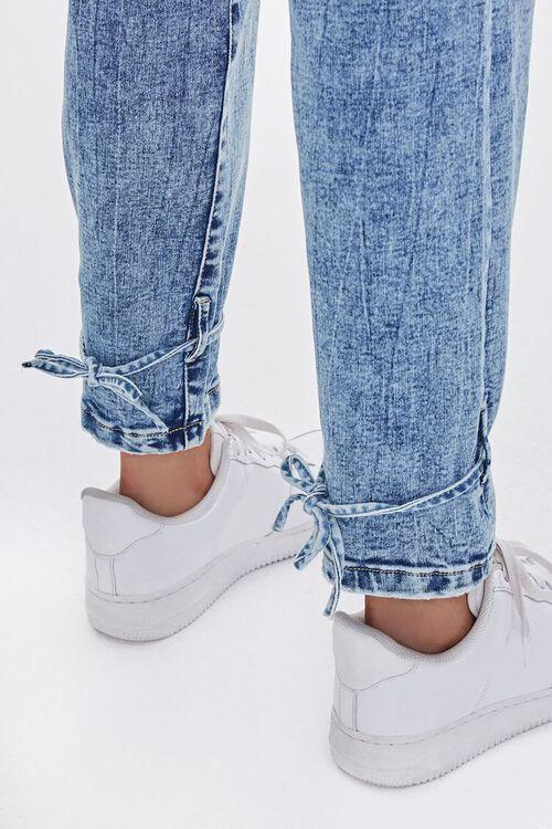 High-Rise Acid Wash Jeans, image 2