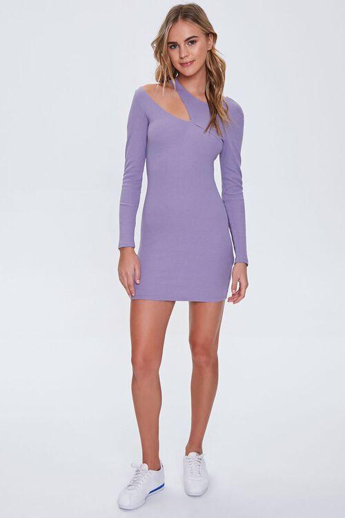Cutout Bodycon Dress, image 4