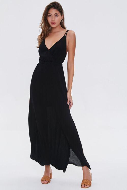 Surplice Cami Maxi Dress, image 4