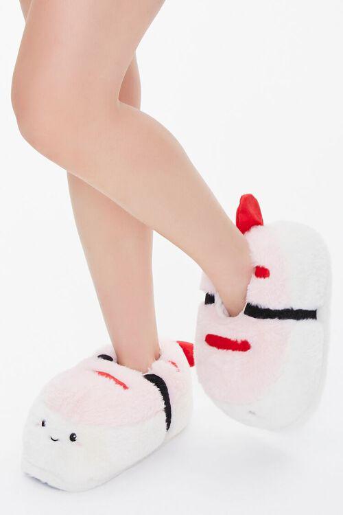 Plush Sushi Slippers, image 1
