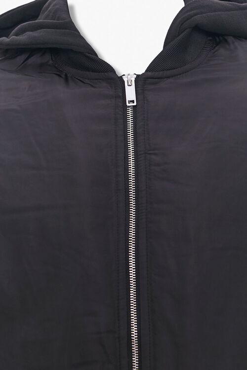 Hooded Bomber Jacket, image 4
